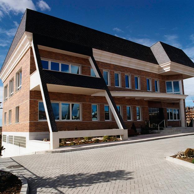 Edificio de oficinas VIRTON
