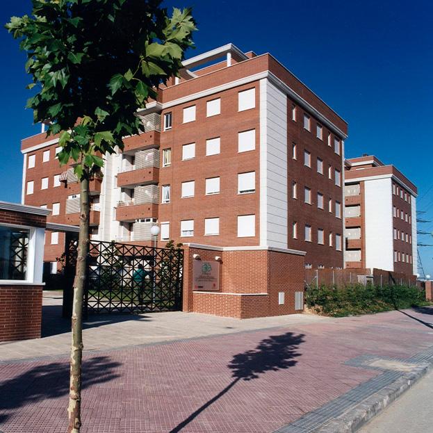180 viviendas VPP, garaje y zonas comunes