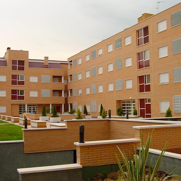 98 viviendas VPO en régimen de alquiler