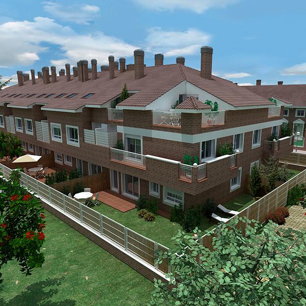 23 + 13 viviendas VPP, garaje y zonas comunes