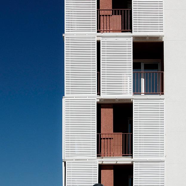69 viviendas VPPL, garaje y trasteros