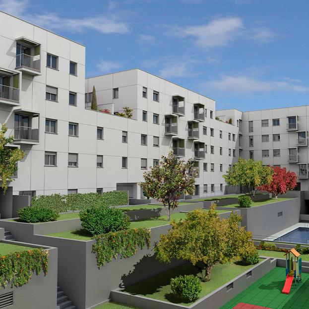 151 viviendas VPPL. Plan Parcial Buenavista