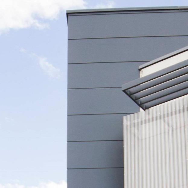Edificio para producciones audiovisuales