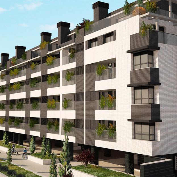 Anteproyecto para 43 viviendas