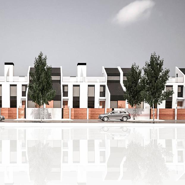 Anteproyecto de 18 viviendas